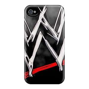 New Style AbbyRoseBabiak Wwe Logo Premium Covers Cases For Iphone 6