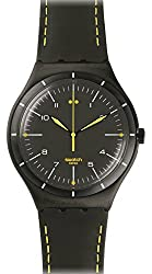 Swatch YWB100 Black Bliss Mens Watch