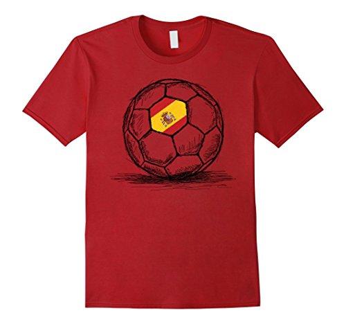Espana Design Soccer Jersey T Shirt product image