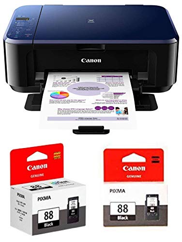 Canon E510 All in One Inkjet Colour Printer with PG88   CL98 Ink Cartridge