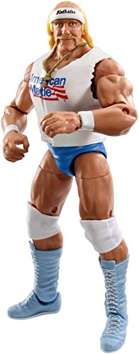 AMERICAN MADE HULK HOGAN - RINGSIDE COLLECTIBLES ELITE FLASHBACK EXCLUSIVE MATTEL WWE TOY WRESTLING ACTION FIGURE