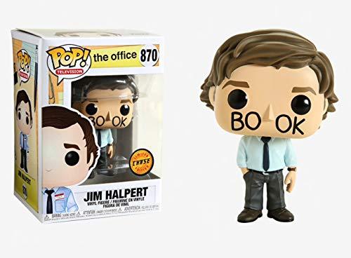 Dwight Office Halloween (Funko Pop! TV: The Office - Jim Halpert Chase Book Face Halloween)