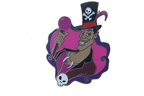 Disney Villains in Frames Series - Dr. Facilier Pin