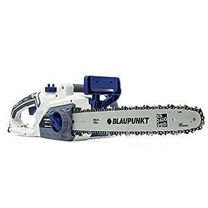 "Blaupunkt Garden Tools Electric Chainsaw CS4000 – High Power 2400W AC Motor – 45cm (18"") Blade – SDS Tool Free…"