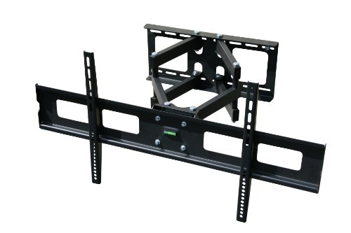 Mount-It! Dual-Arm Articulating TV wall mount for 37
