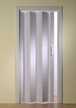 Ado adicional de láminas de plástico-puertas plegables en colores de madera de fresno: Amazon.es: Bricolaje y herramientas
