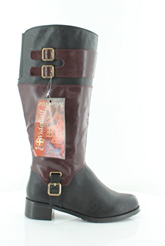 Bella Vita Adriann II Women's Boots Black/Burgandy Size 7.5 W