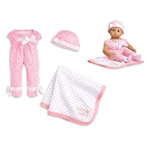 (American Girl Bitty Baby Tiny Toile Set for 15
