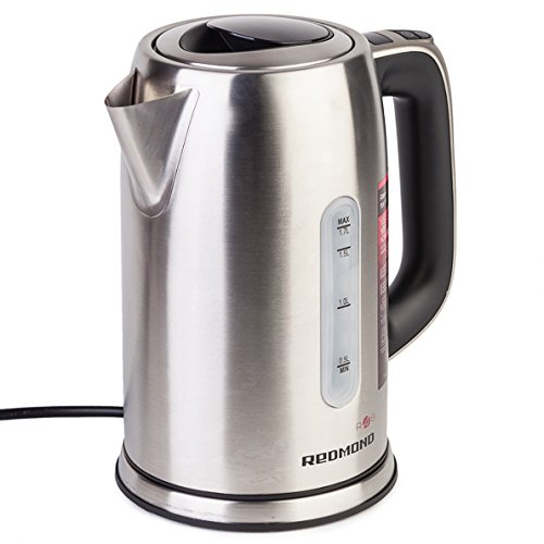 REDMOND RK-M171S Smart Electric Kettle SkyKettle | 1.7L, R4S, Smartphone Control Android, iOS Kettles at amazon