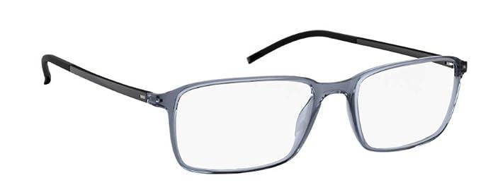 84a84b4f50 Silhouette - Montura de gafas - para hombre Gris gris 55: Amazon.es: Ropa y  accesorios
