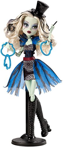 Monster High Freak du Chic Frankie Stein Doll (Monster High Dolls Du Freak Chic)