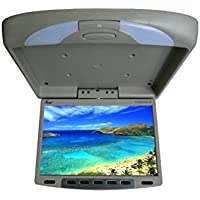 Tview T139DVFD-TN 13-Inch Flipdown with DVD Player (Tan)