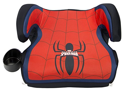 KidsEmbrace Marvel Spider-Man Backless Booster Car - Seat Booster Disney