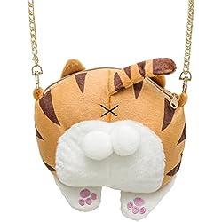 Cute Cat Butt Shoulder Bag Purse