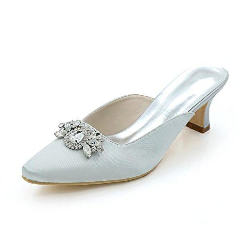 Scarpe Da Argento Più Scarpa Colori Disponibili Scarpa Yc Donna Scarpe Sposa Da Abiti Sera L E z8Zwqq