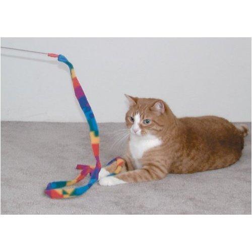 Cat Dancer – Cat Charmer Wand Teaser Toy 41FOM5XKb6L