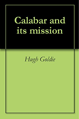 Calabar and its mission