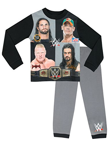 WWE Boys' WWE Pajamas Size 14 by WWE