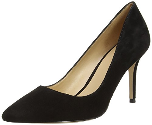 Aldo Kediredda - Zapatos de Tacón Mujer Negro (Black Suede / 91)
