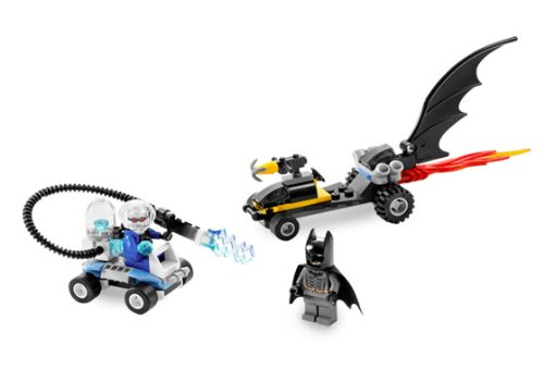 Amazon.com: LEGO Batman8482; Batman's Buggy: Escape of Mr. Freeze ...