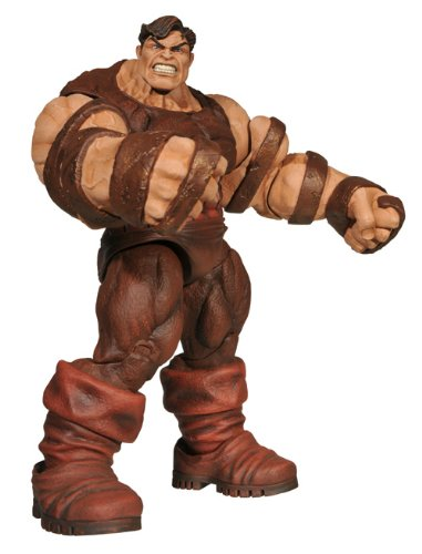 Marvel Select Action Figure Juggernaut No Helmet Version