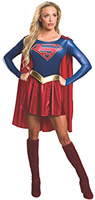 Rubie's Women's Supergirl Tv Show Costume Dress