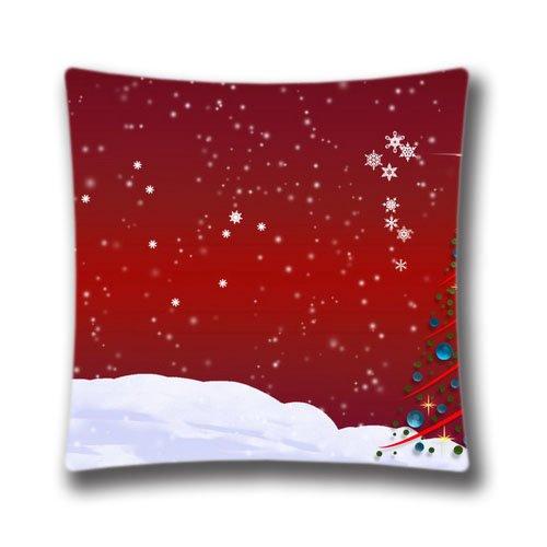 Cute Halloween Screensaver (Christmas Screensavers Pattern Design Throw Pillow Case Cushion Cover Home Sofa Decorative 18x18 Inch(2 Sides))