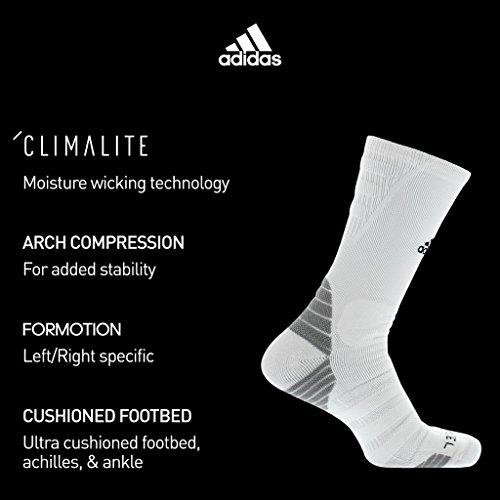 pack Alphaskin Socks Crew Cushioned Maximum 1 Adidas nfqwxpYOw