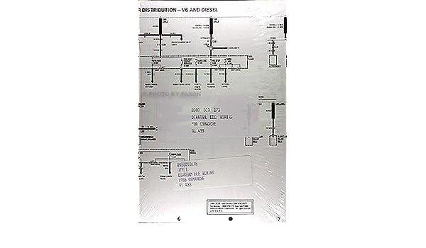 1986 jeep comanche wiring diagram set nos gallery diagram Subaru Baja Wiring Diagram  Jeep Comanche Wiring Diagram Schematic 1986 Jeep Wiring Diagram 1987 Jeep Cherokee Diagram
