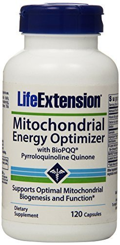 - Life Extension Mitochondrial Energy Optimizer with BioPQQ, 120 capsules by Life Extension