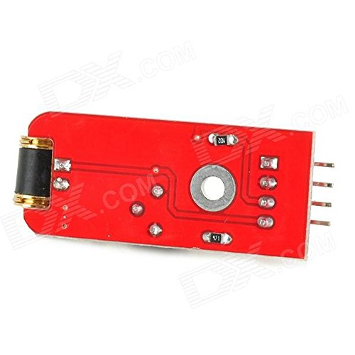 Next adjustable sensitivity vibration sensor module for