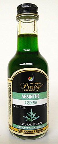 Liquor Quik Prestige Series Natural Liquor Essence 50 mL (Absinthe Essence)