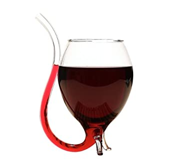 Amazon Com Autek Vampire Sexy Mug Party Beer Red Wine Glasses Cup