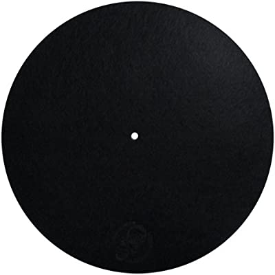 Alfombrilla Dr. Suzuki para vinilo con logo, color negro: Amazon ...