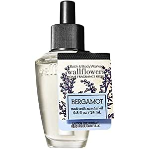 Bath and body works BERGAMOT home fragrance refill 24ml