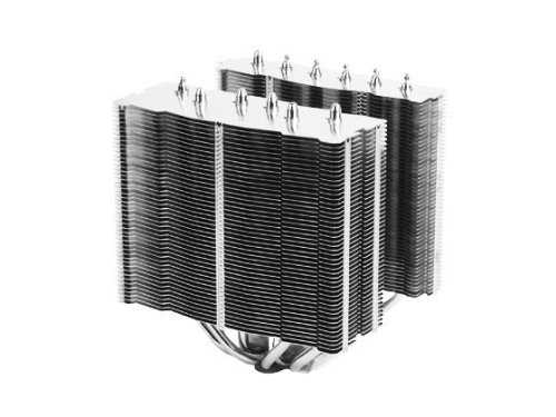 Silverstone Tek Heligon CPU Cooler for Intel Socket LGA775/LGA1155/LGA1156/LGA1366/LGA2011 and AMD Socket AM2/AM3/FM1/FM2, Silver (HE01)