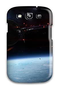 Tpu Case For Galaxy S3 With Space War