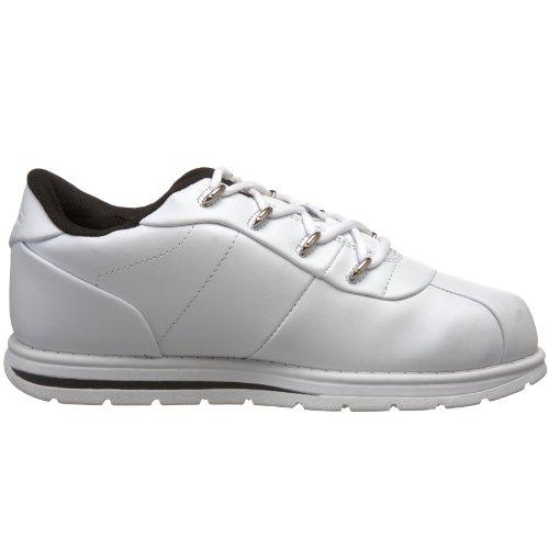 Lugz Mens Zrocs Dx Fashion Sneaker Bianco / Nero