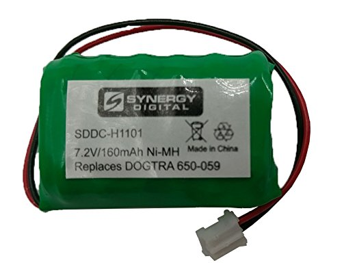 SportDOG Field Trainer SD-400S Transmitter Dog Collar Battery Replacement for SportDOG - 650-059, SportDOG - SDT00-11910, Interstate - NIC1309, SportDOG - 1V6-WB-120H Batteries Photo #1