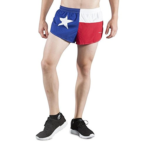 Flag Running Shorts - BOA Men's 1