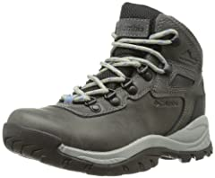 A hiking boot designed with expert craftsmanship for the female hiking enthusiast, the Columbia Newton Ridge Plus Waterproof hiking boot is the ultimate companion for rigorous day out on the trail. High quality materials are first and foremos...