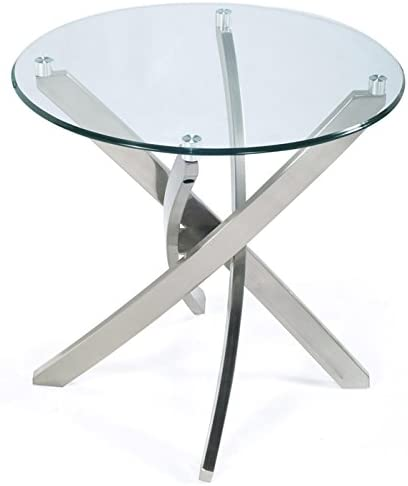 Deal of the week: Magnussen T2050 Zila Round End Table