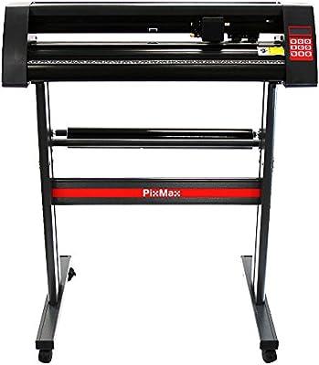 PixMax - Plotter de Corte de Vinilo 72cm y Software SignCut Pro: Amazon.es: Bricolaje y herramientas