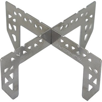 Ti Alcohol Stove Cross Stand (Alcohol Stove Pot Stand)
