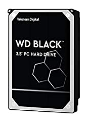 WD Black performance storage is designed to enhance your PC experience across heavier computing tasks whether you are a digital artist, video editor, photographer, or gamer. Available with an impressive 256 MB of DRAM cache on higher capacity...