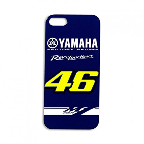 Price comparison product image Valentino Rossi 46 Yamaha Factory M1 iPhone 5 5S Case Official New