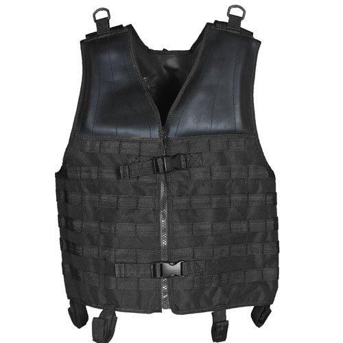 Modular Tactical Vest - (Black) by Fox Outdoor