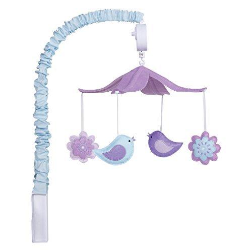 期間限定特別価格 Trend Lab Grace Musical Musical Mobile Blue Mobile/Purple/White [並行輸入品] Trend B07J5RVPWM, くすり屋:f3bd4abe --- ciadaterra.com