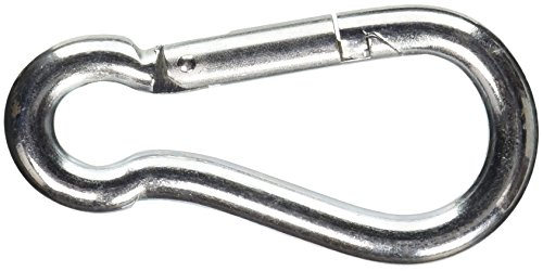 Use Pulley Block (Campbell T7645046V Zinc Spring Snap Links, 3-1/2-Inch)