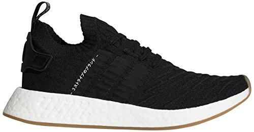 adidas Originals Men's NMD_r2 Pk Sneaker Black/Black/Black view for sale v1pEuVo1